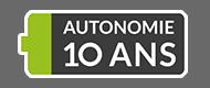 delta dore tyxal+ autonomie 10 ans